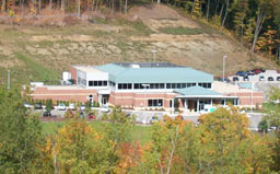 Pittsburgh Veterinary Specialty & Emergency Center - aerial view